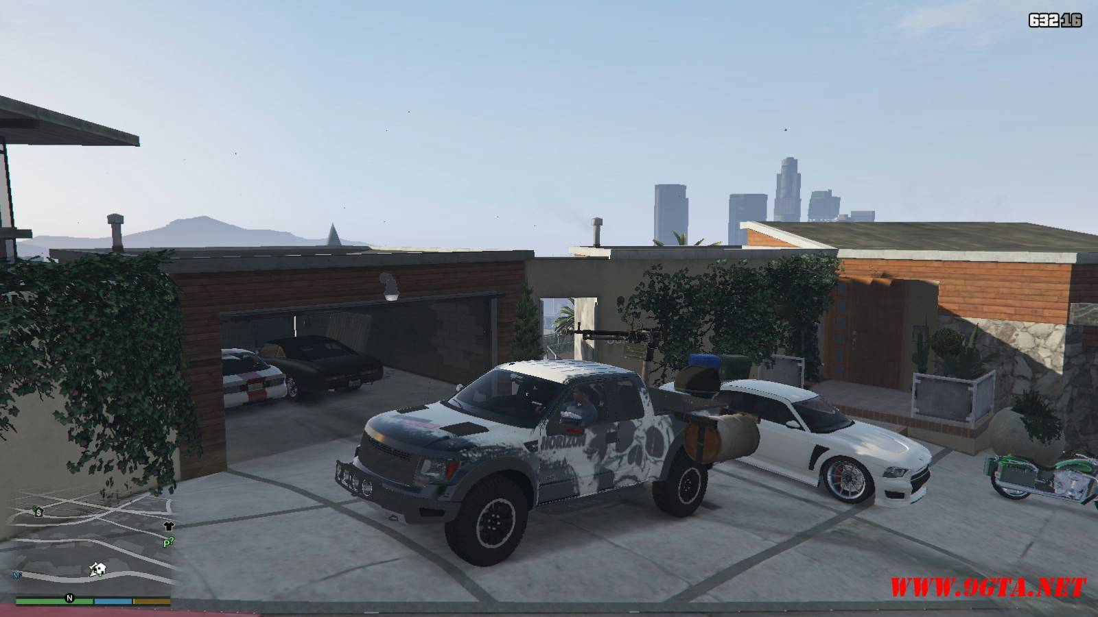 2012 Ford F150 SVT Raptor R Mod For GTA5 (1)