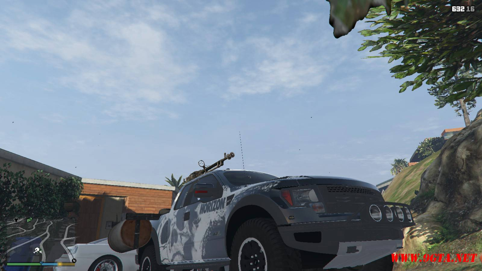 2012 Ford F150 SVT Raptor R Mod For GTA5 (11)