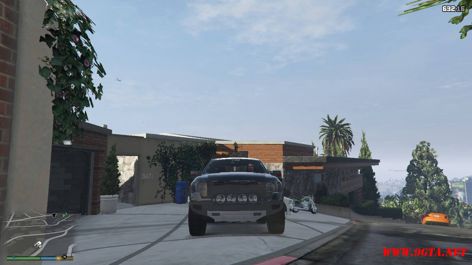 2012 Ford F150 SVT Raptor R Mod For GTA5 (12)