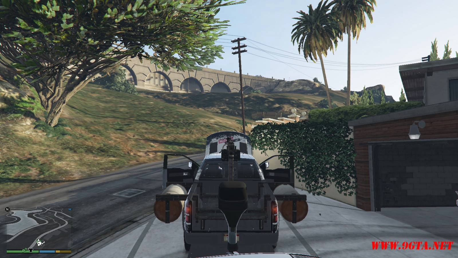 2012 Ford F150 SVT Raptor R Mod For GTA5 (19)