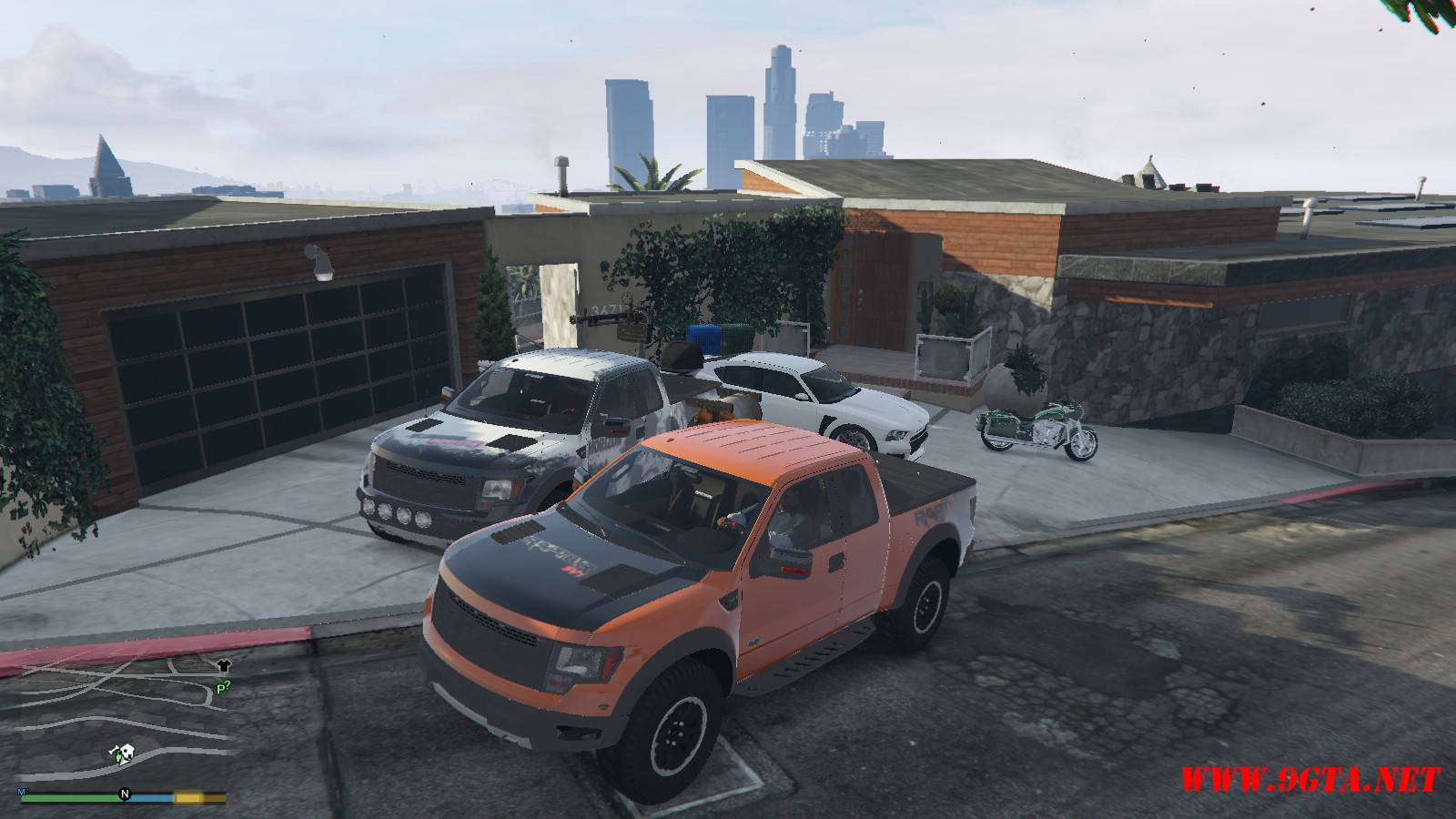 2012 Ford F150 SVT Raptor R Mod For GTA5 (20)