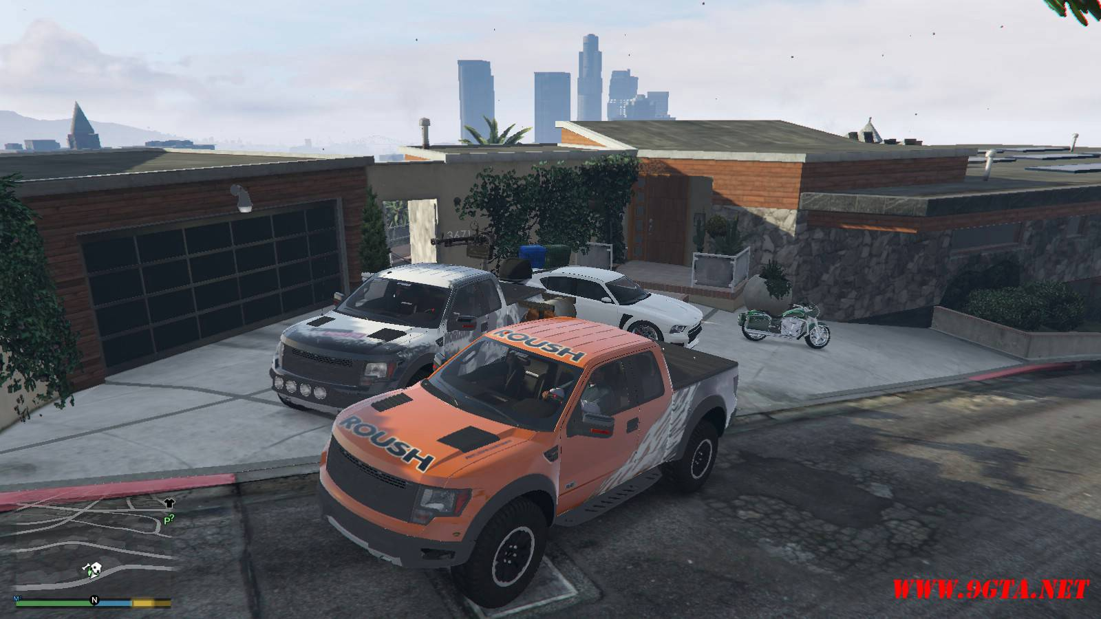 2012 Ford F150 SVT Raptor R Mod For GTA5 (21)