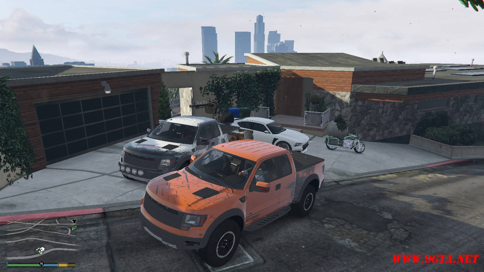 2012 Ford F150 SVT Raptor R Mod For GTA5 (22)