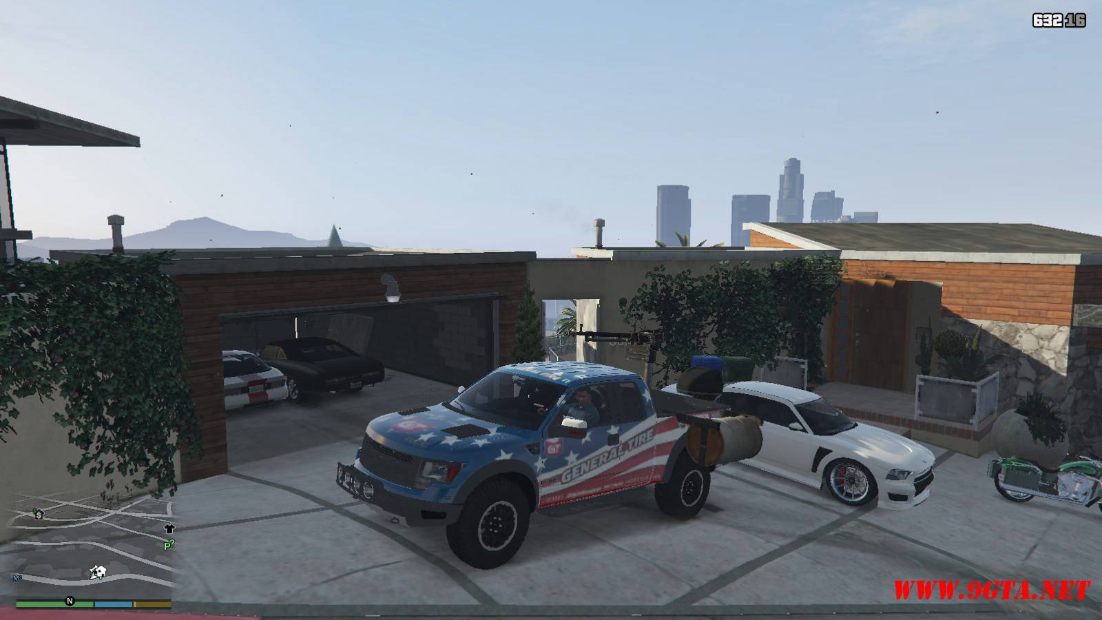 2012 Ford F150 SVT Raptor R Mod For GTA5 (3)
