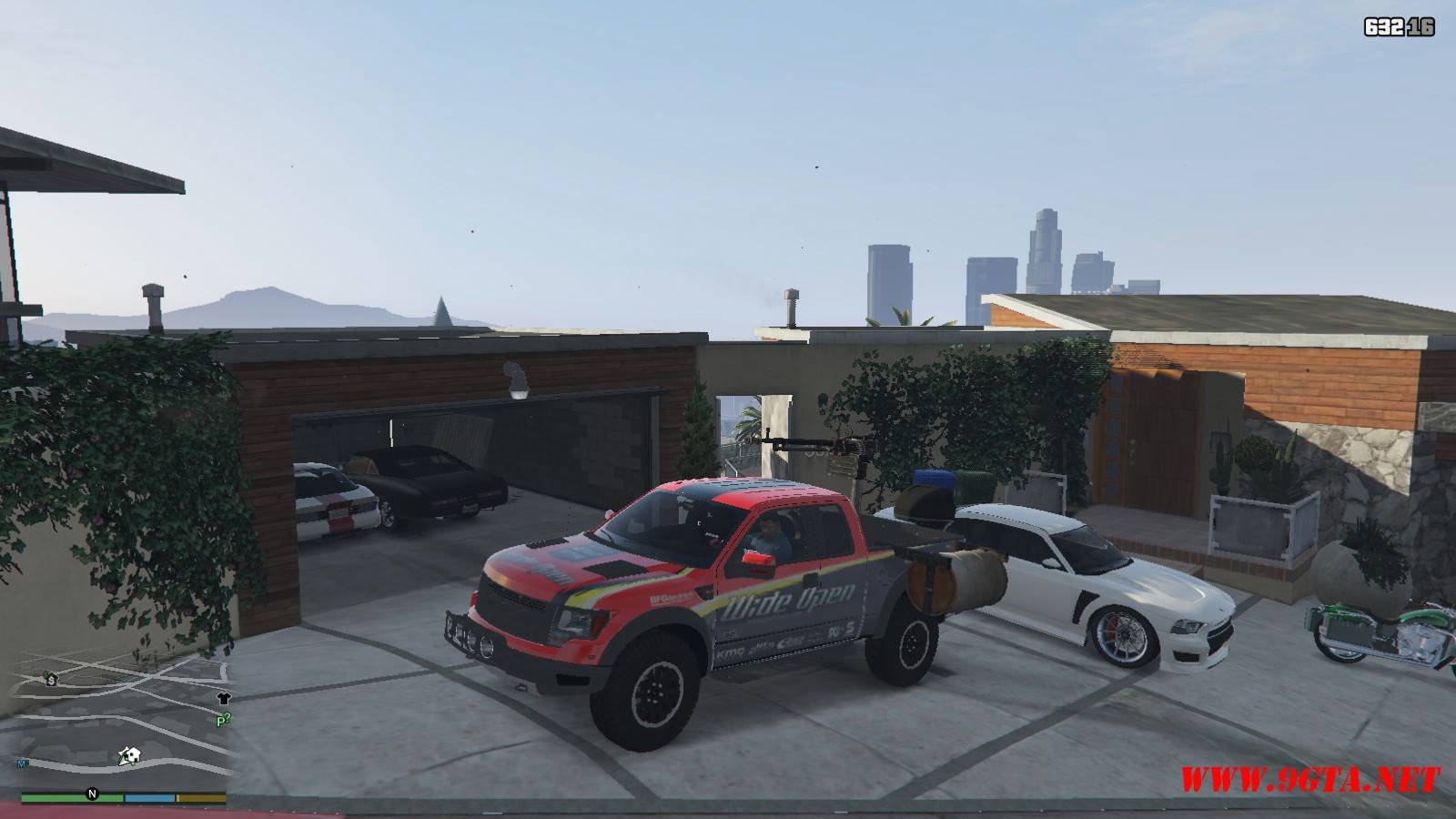 2012 Ford F150 SVT Raptor R Mod For GTA5 (4)