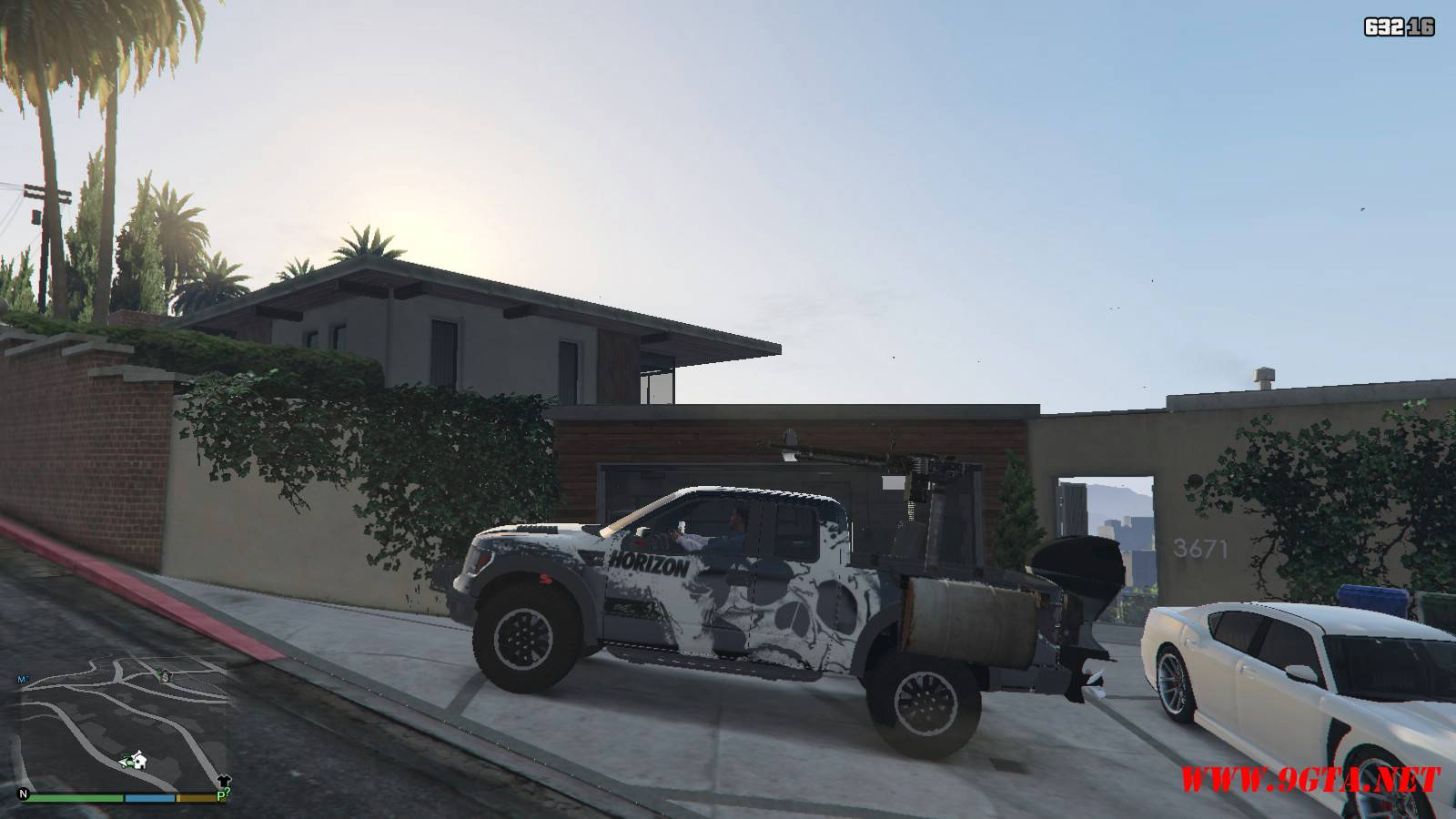 2012 Ford F150 SVT Raptor R Mod For GTA5 (5)