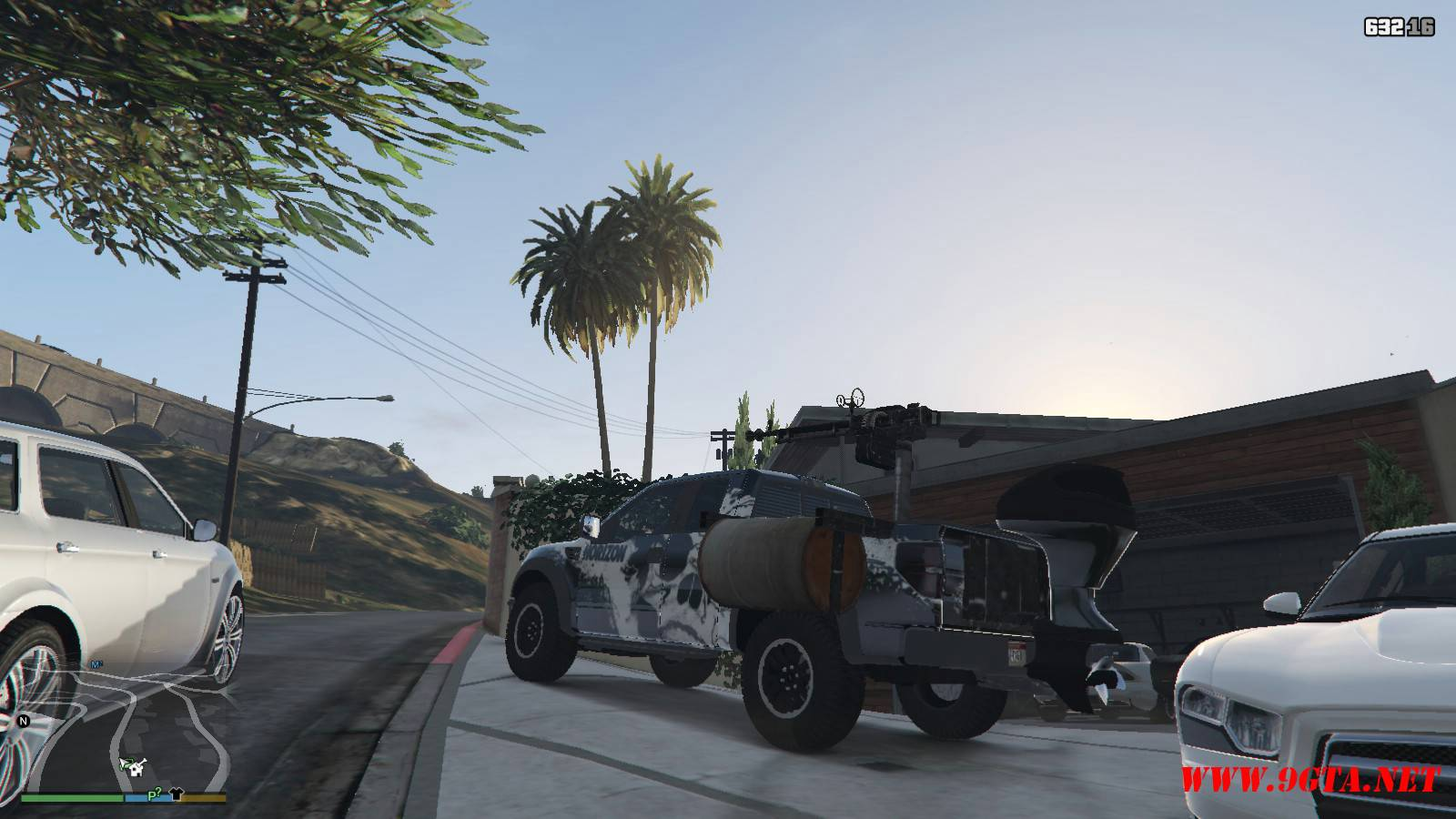 2012 Ford F150 SVT Raptor R Mod For GTA5 (7)