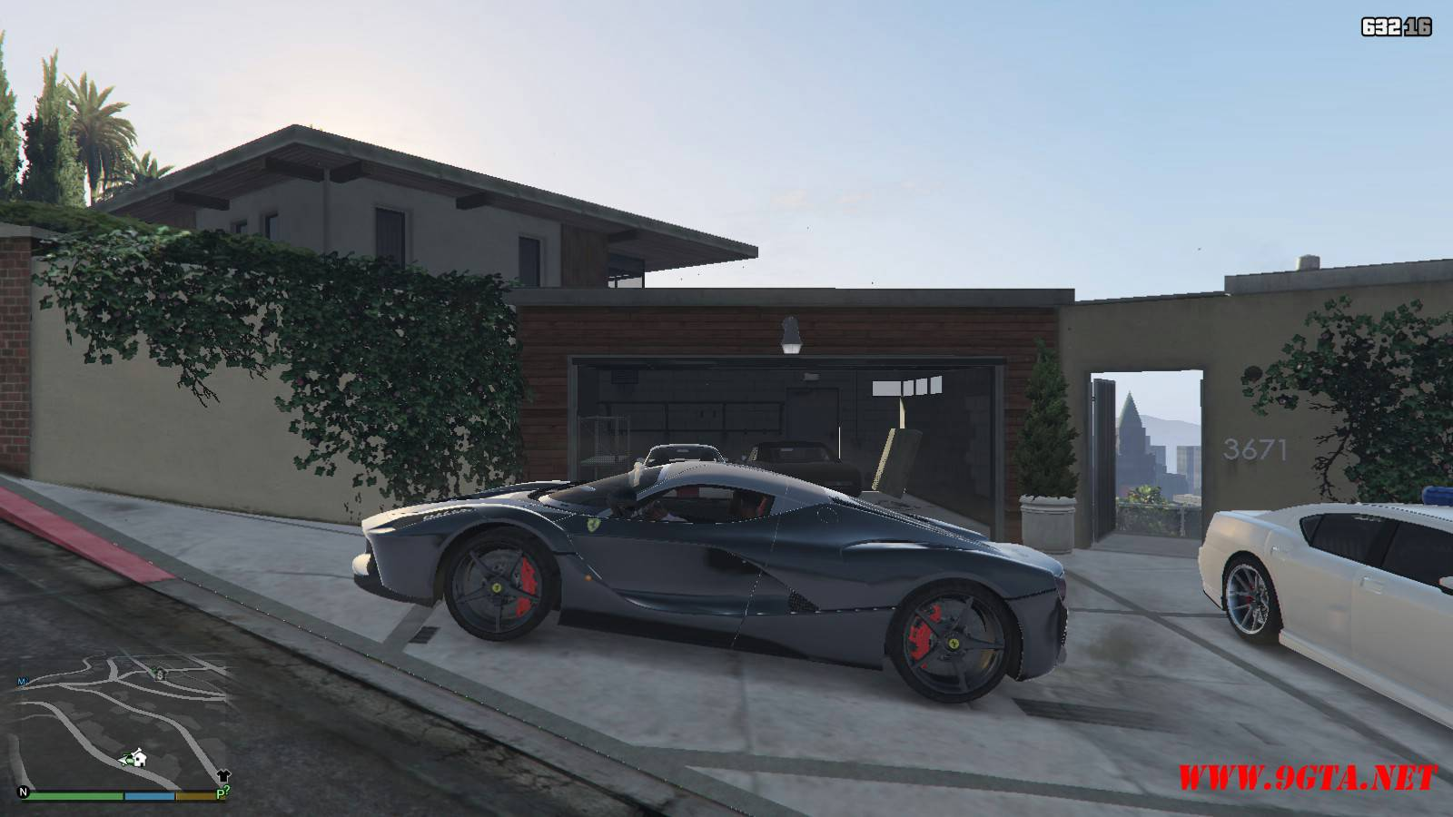 2015 Ferrari LeFerrari Mod For GTA5 (2)