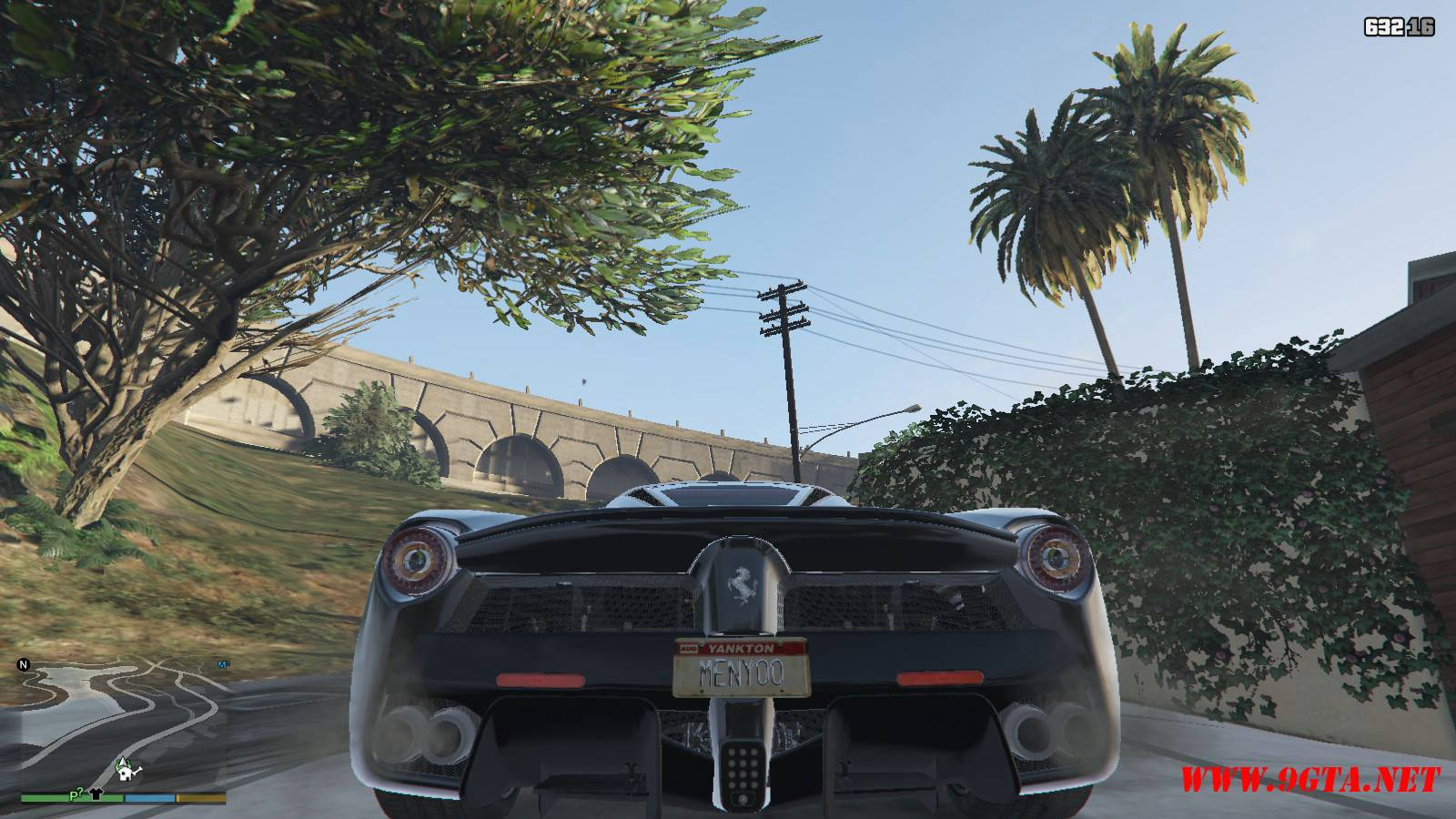 2015 Ferrari LeFerrari Mod For GTA5 (6)