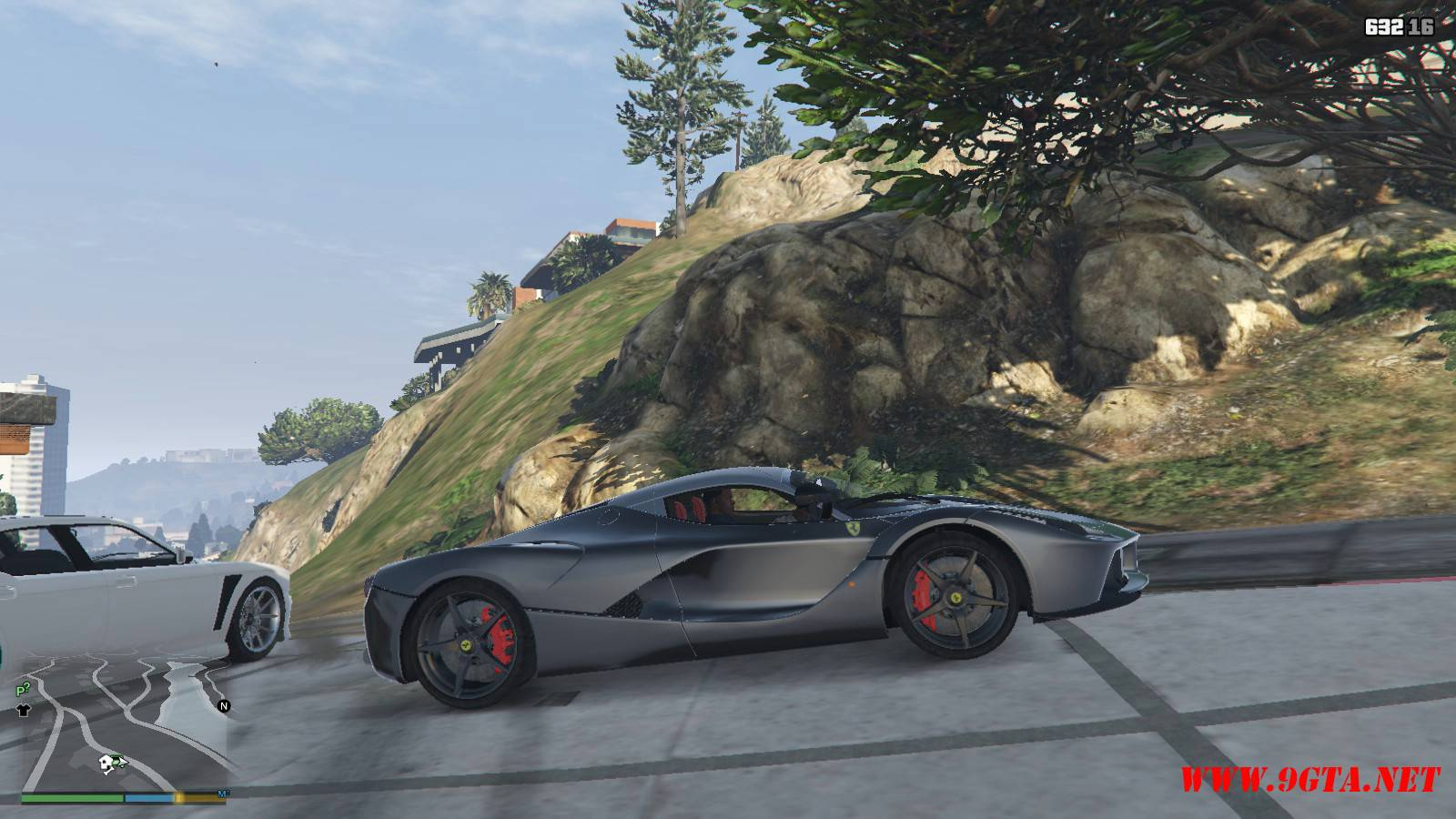 2015 Ferrari LeFerrari Mod For GTA5 (8)