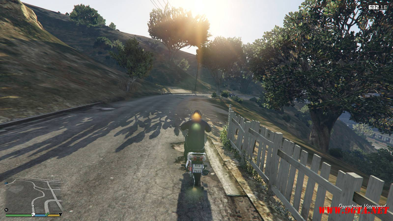 2015 Honda Wave 125i Mod For GTA5 (13)