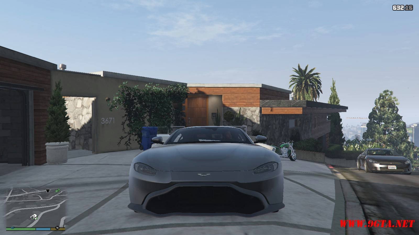 2019 Aston Martin Vantage v3.0 Mod For GTA5 (10)