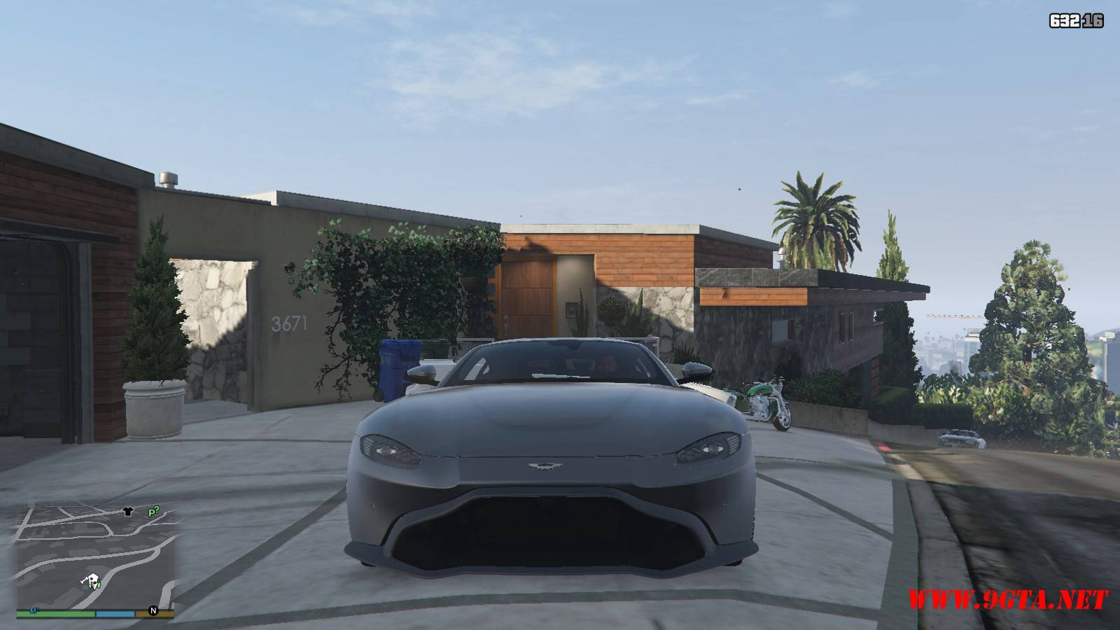 2019 Aston Martin Vantage v3.0 Mod For GTA5 (11)