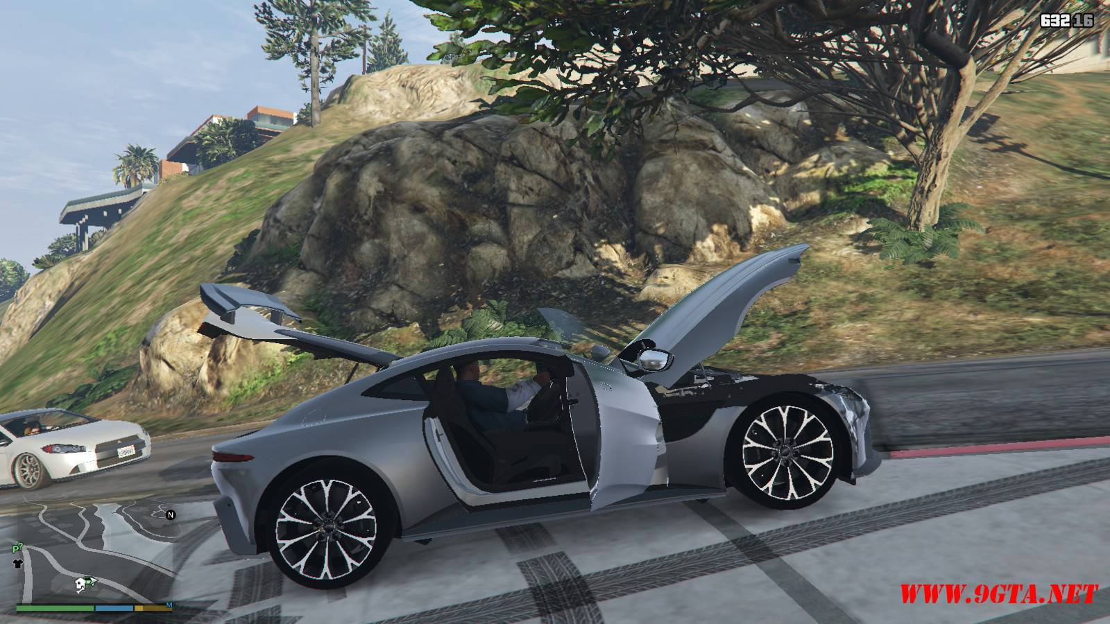 2019 Aston Martin Vantage v3.0 Mod For GTA5 (17)
