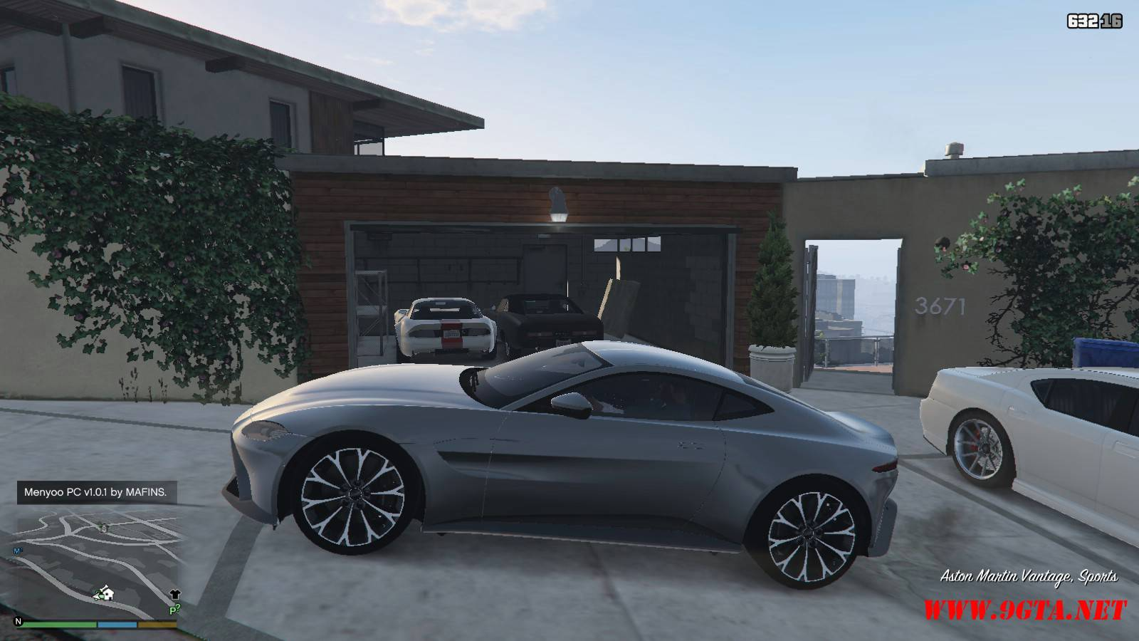 2019 Aston Martin Vantage v3.0 Mod For GTA5 (2)