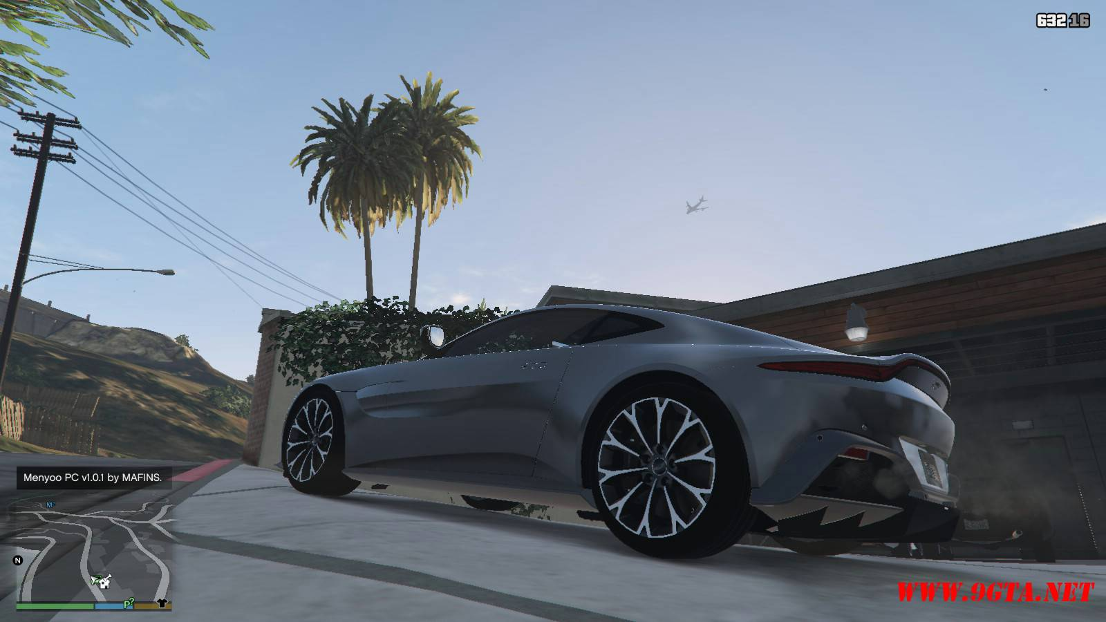 2019 Aston Martin Vantage v3.0 Mod For GTA5 (4)