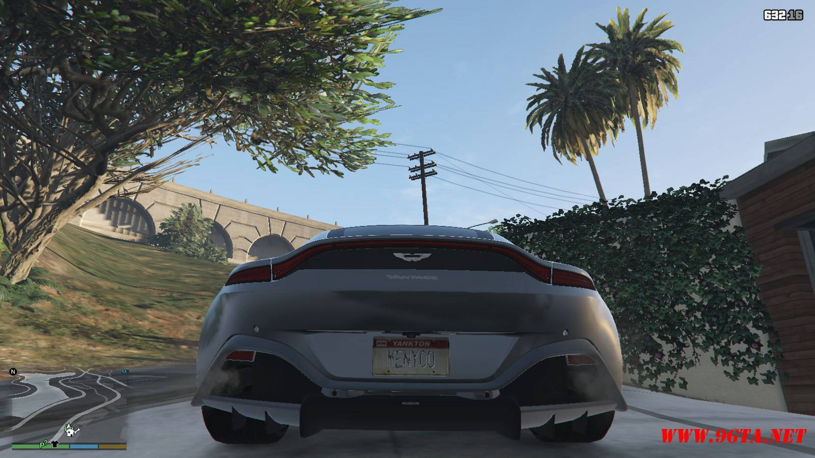 2019 Aston Martin Vantage v3.0 Mod For GTA5 (5)