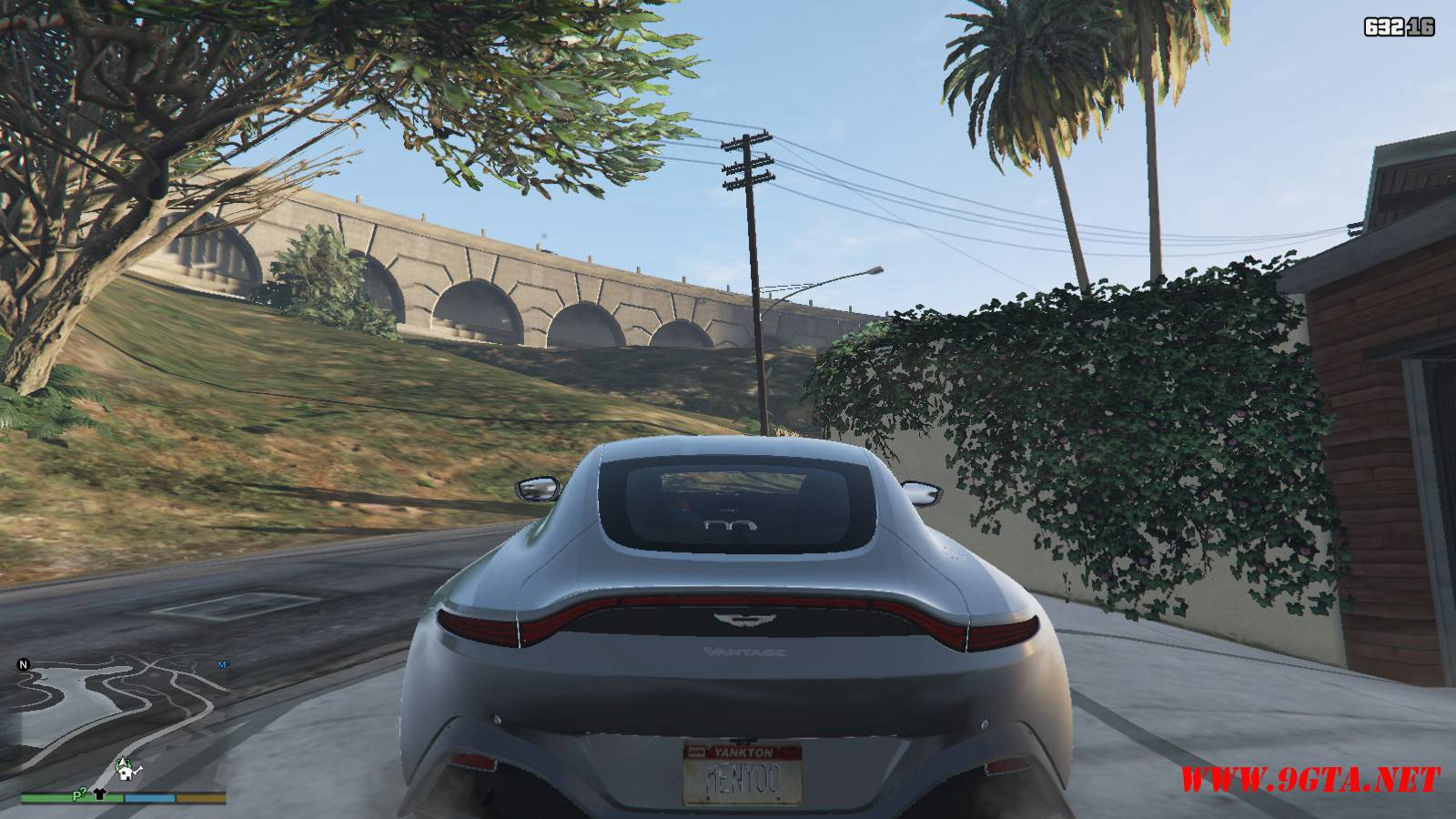 2019 Aston Martin Vantage v3.0 Mod For GTA5 (6)
