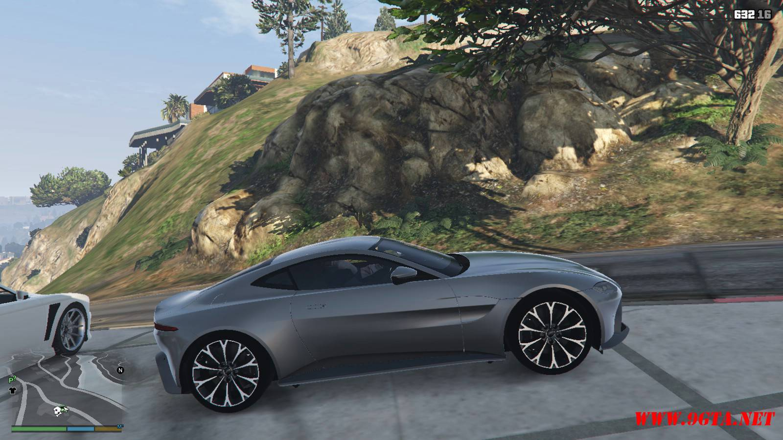 2019 Aston Martin Vantage v3.0 Mod For GTA5 (8)