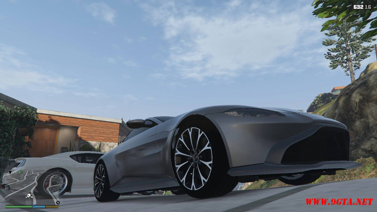 2019 Aston Martin Vantage v3.0 Mod For GTA5 (9)