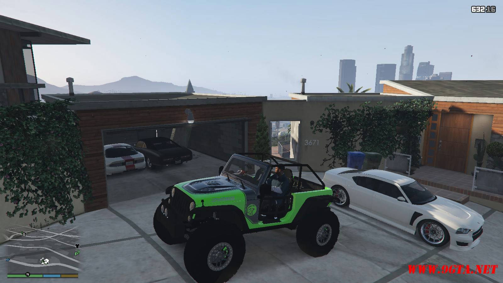 Jeep Trailcat Concept v2 Mod For GTA5 (1)