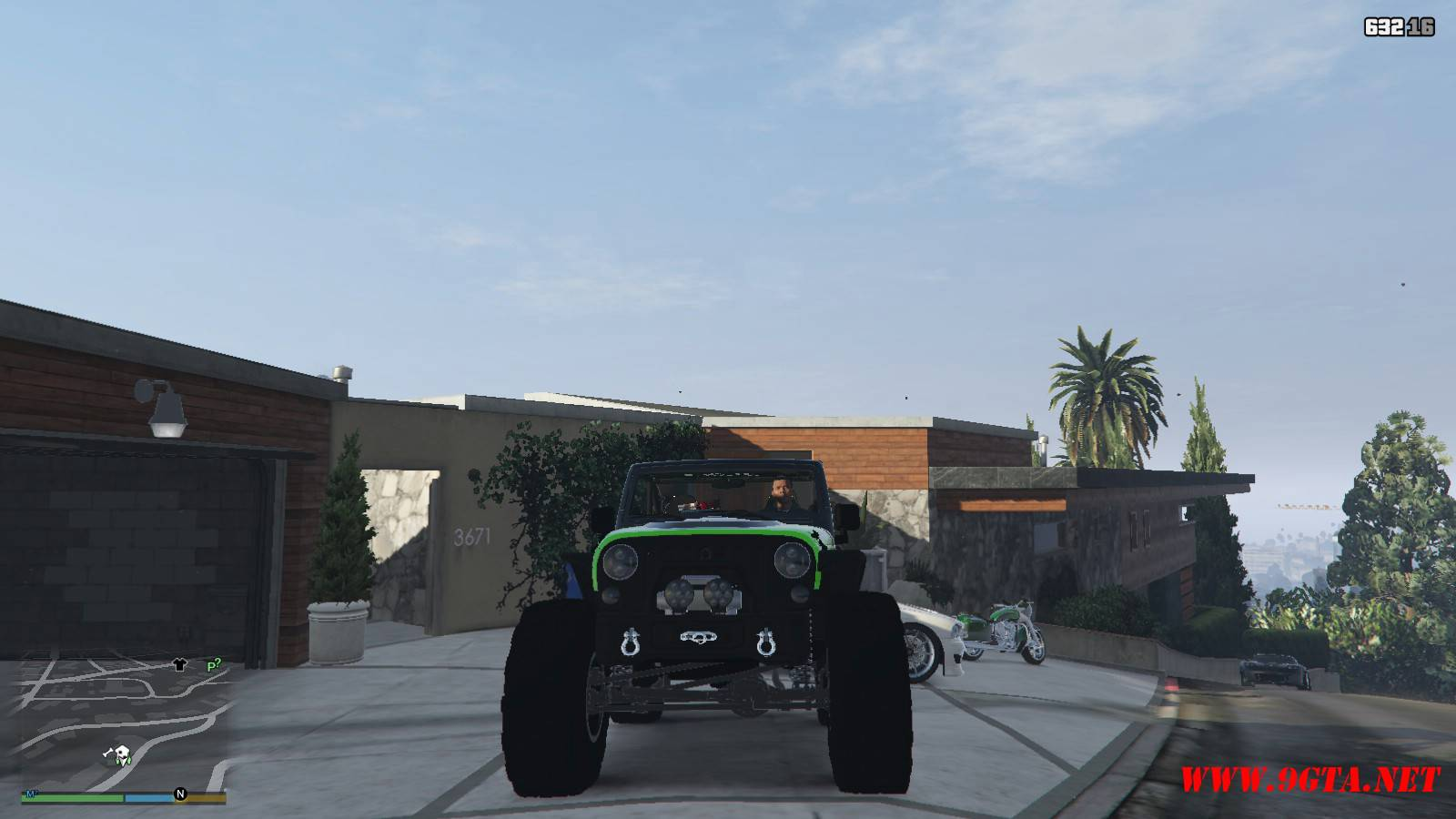 Jeep Trailcat Concept v2 Mod For GTA5 (12)