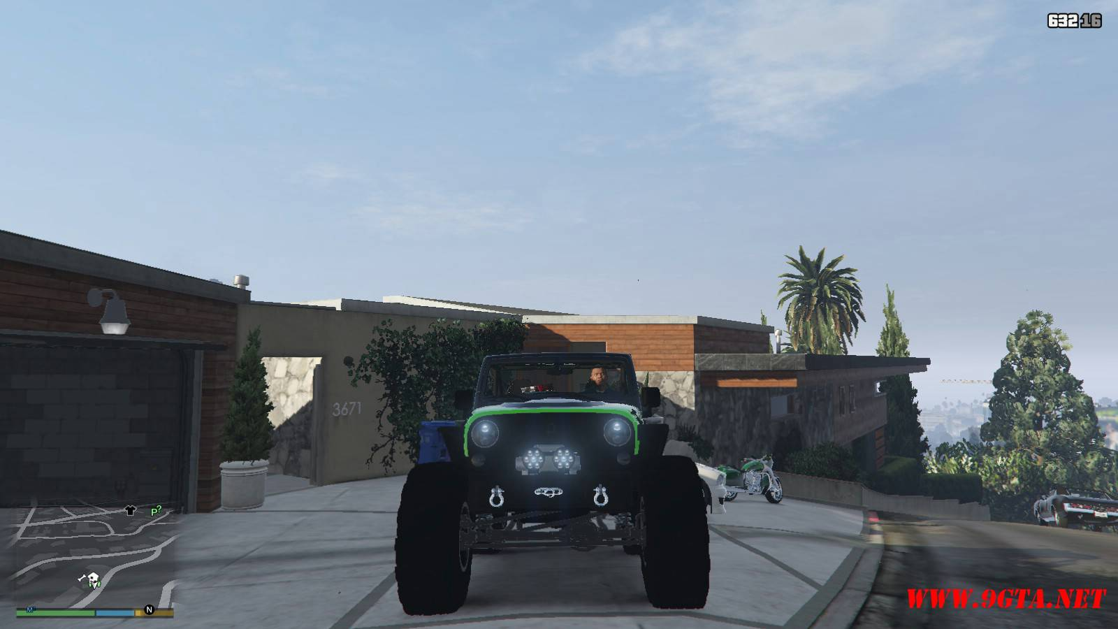 Jeep Trailcat Concept v2 Mod For GTA5 (13)