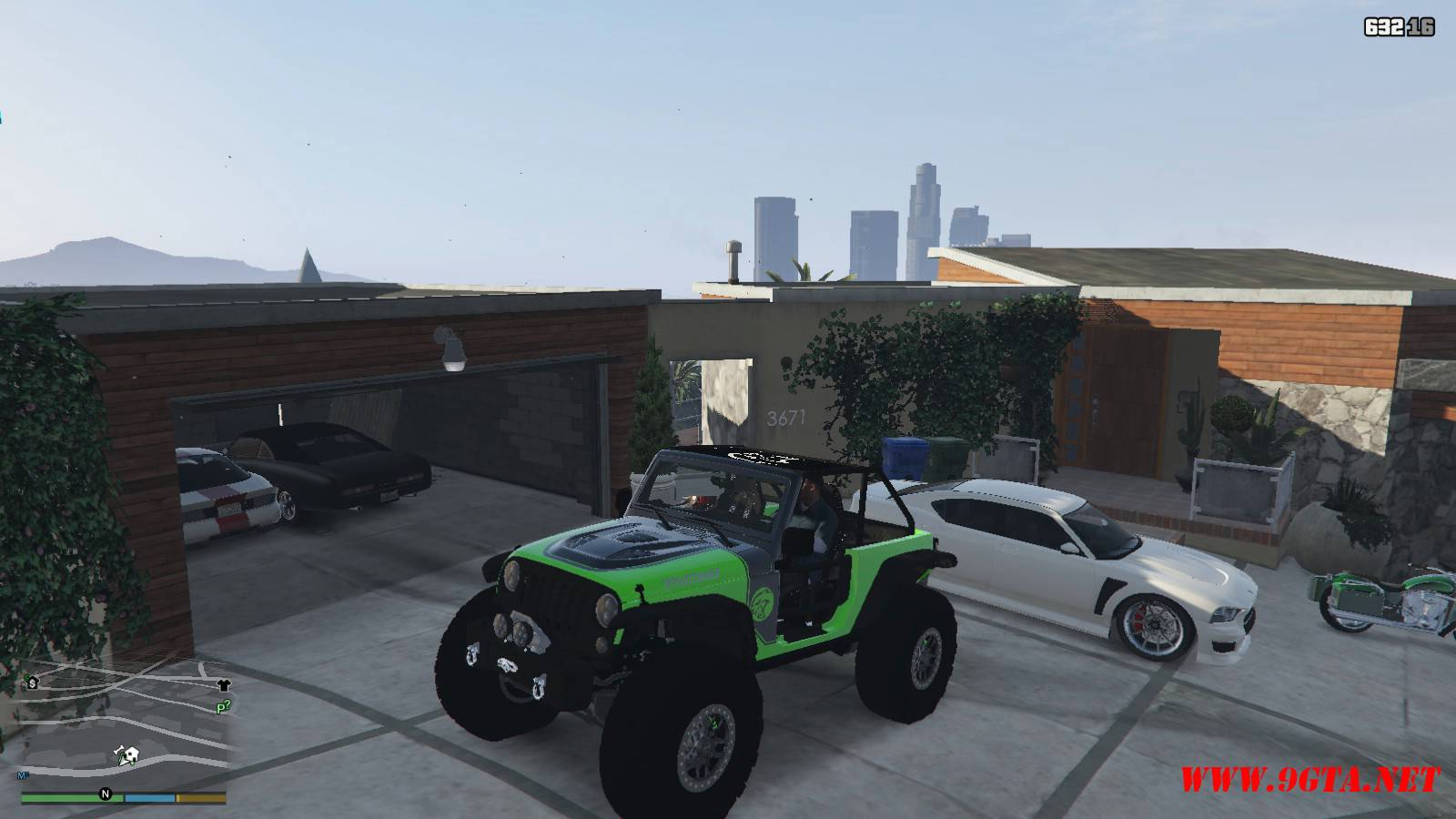Jeep Trailcat Concept v2 Mod For GTA5 (6)