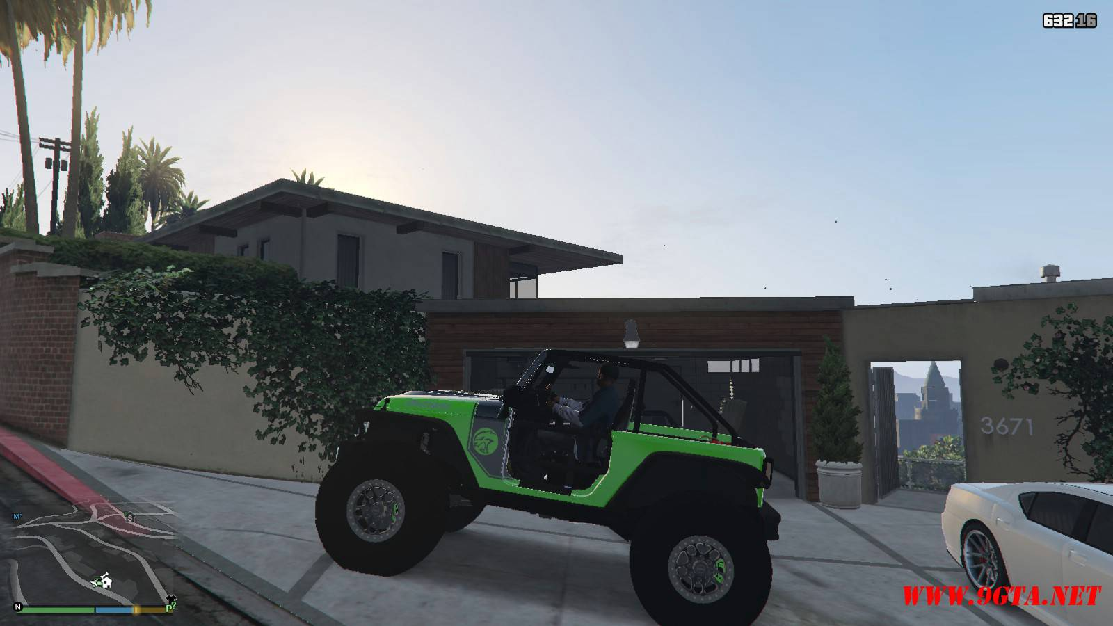 Jeep Trailcat Concept v2 Mod For GTA5 (7)