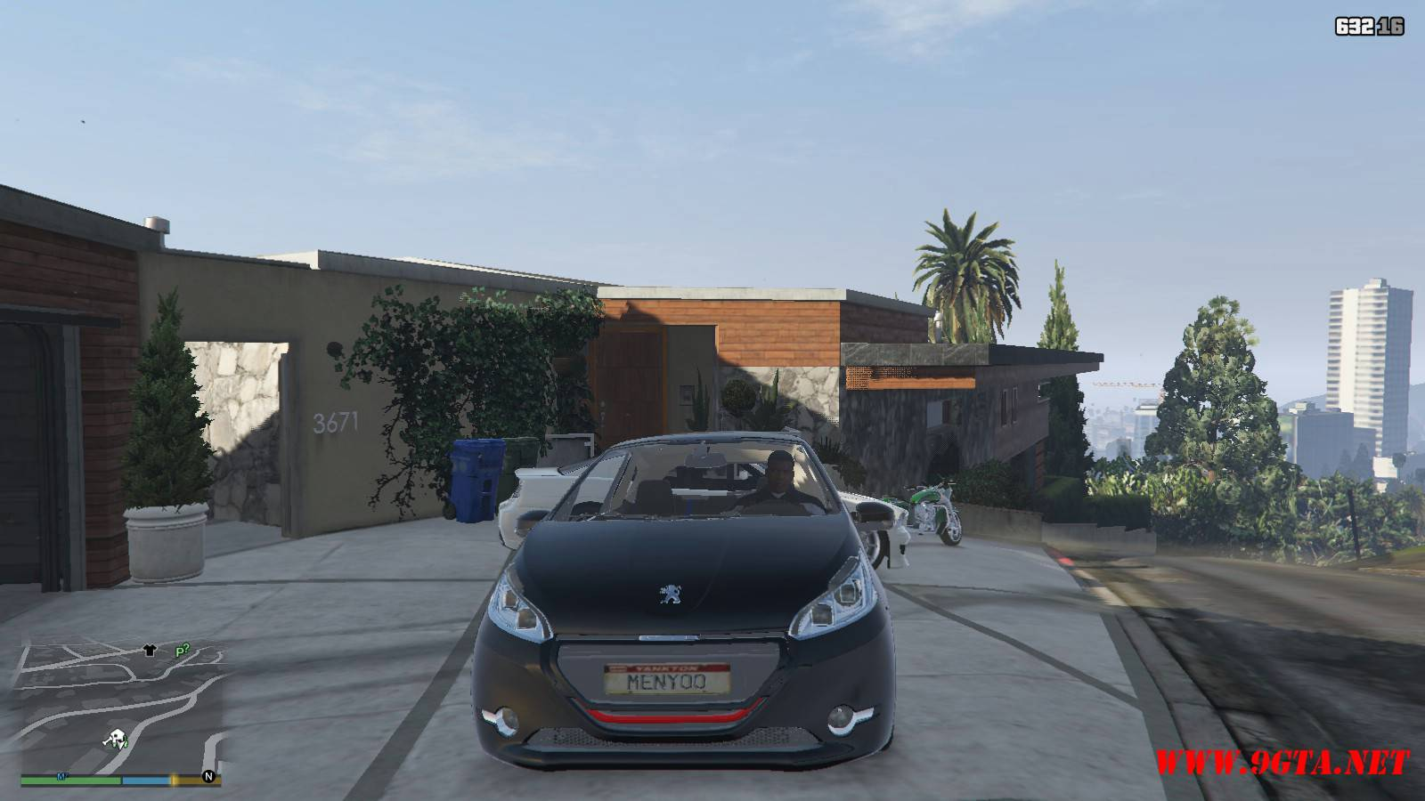 Peugeot 208 Mod For GTA5 (10)