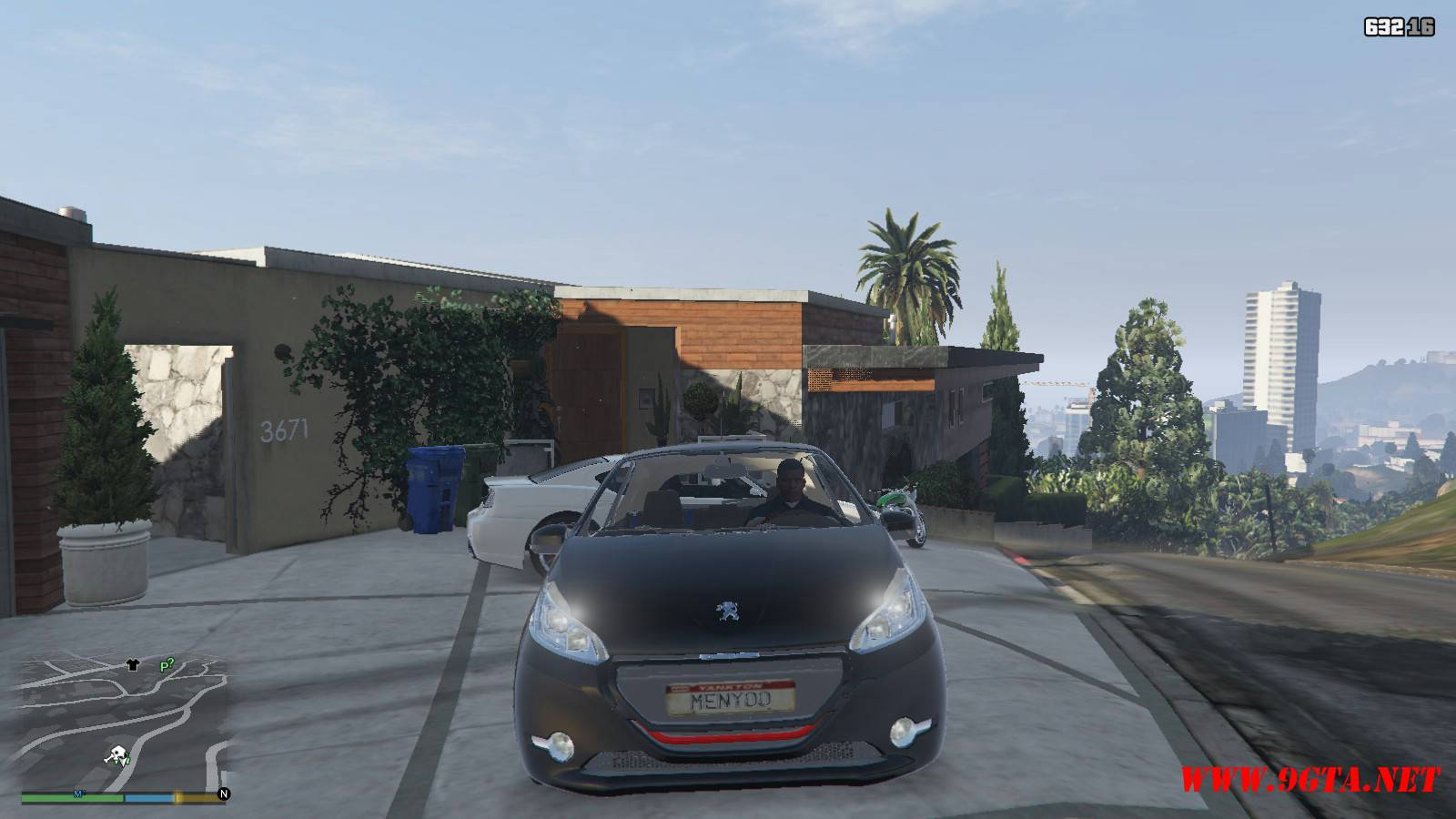 Peugeot 208 Mod For GTA5 (11)
