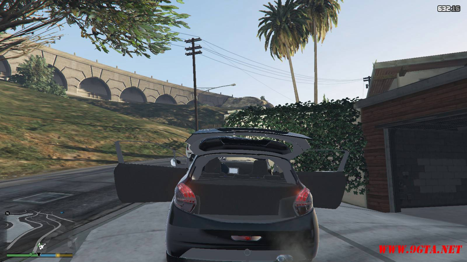 Peugeot 208 Mod For GTA5 (17)