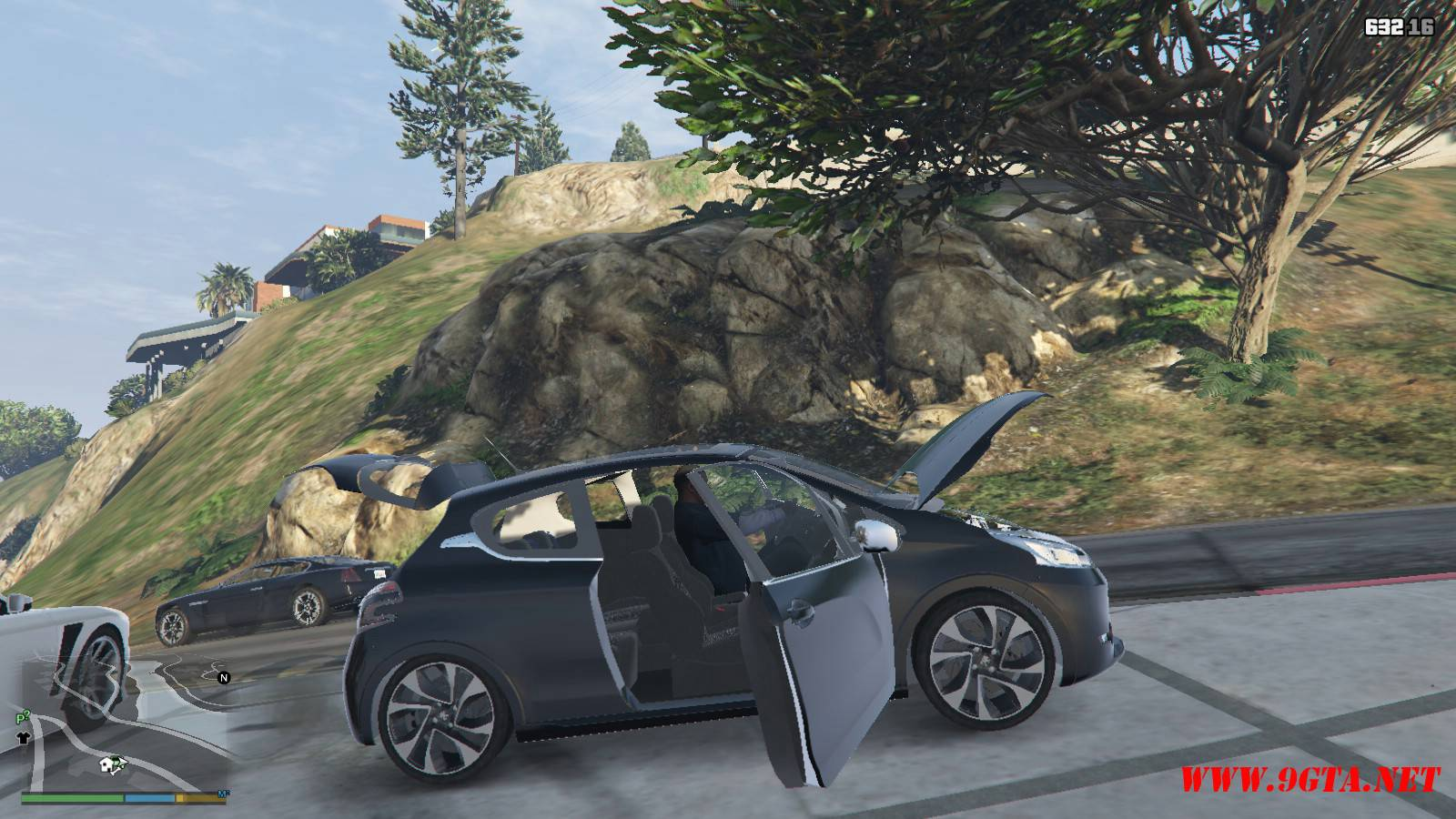 Peugeot 208 Mod For GTA5 (18)