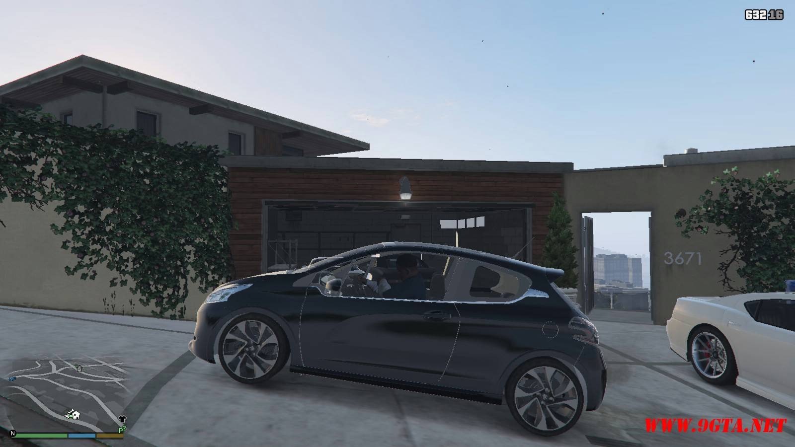 Peugeot 208 Mod For GTA5 (2)