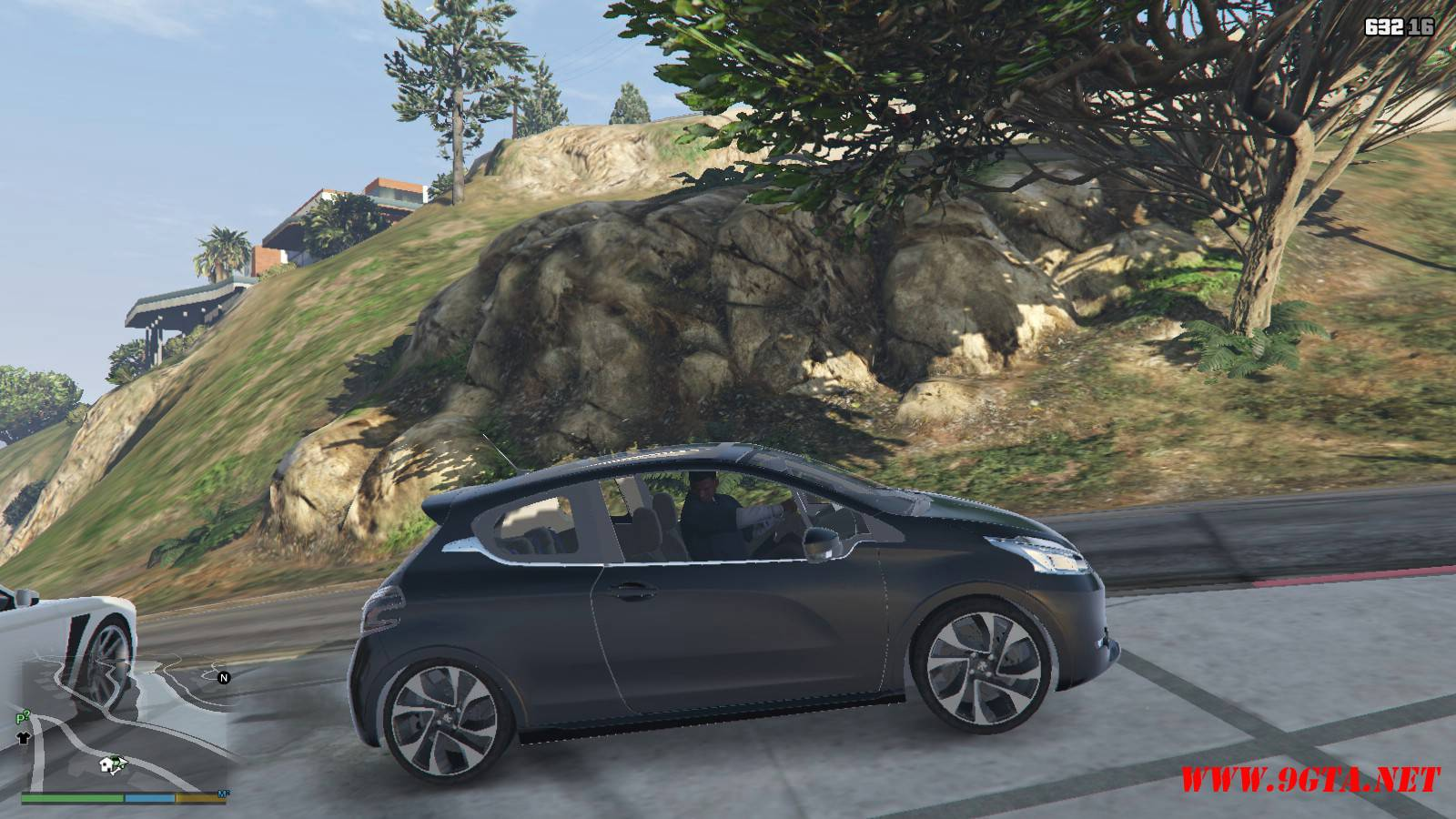 Peugeot 208 Mod For GTA5 (7)