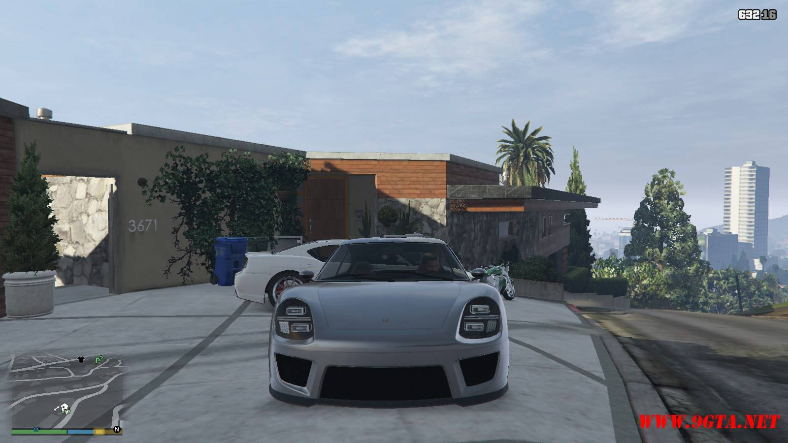 Pfister Comet R Mod For GTA5 (10)