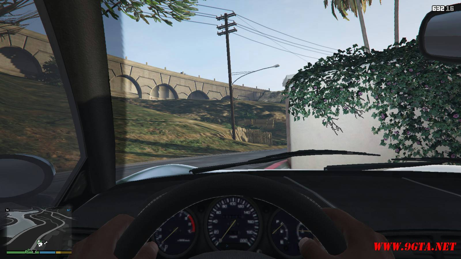 Pfister Comet R Mod For GTA5 (13)