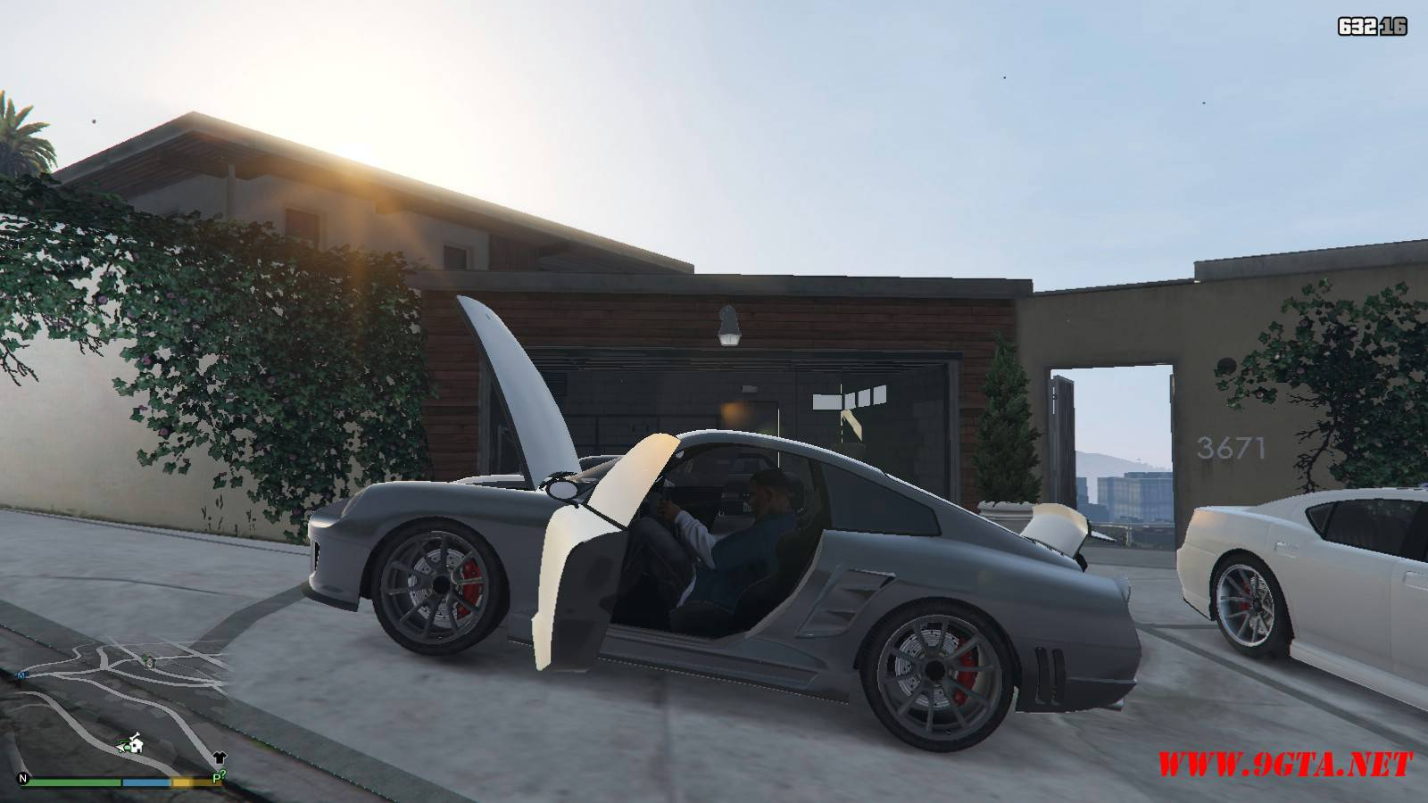 Pfister Comet R Mod For GTA5 (15)