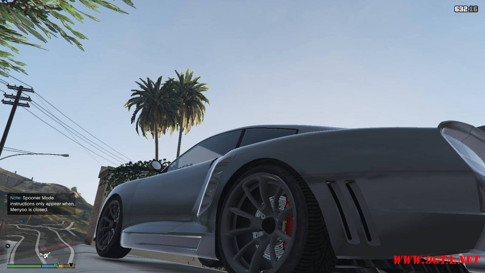 Pfister Comet R Mod For GTA5 (3)
