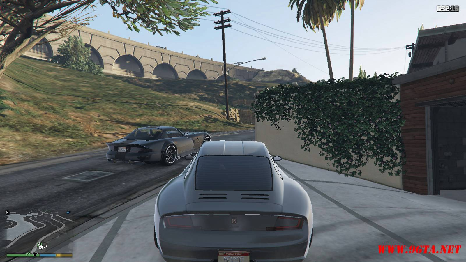 Pfister Comet R Mod For GTA5 (6)