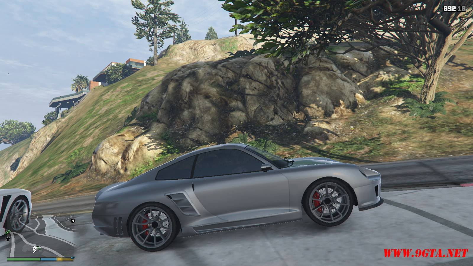 Pfister Comet R Mod For GTA5 (8)