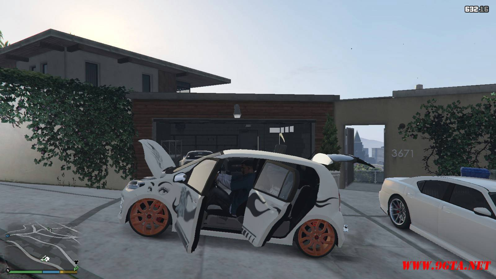 Wolksvagen UP TSI Mod For GTA5 (20)