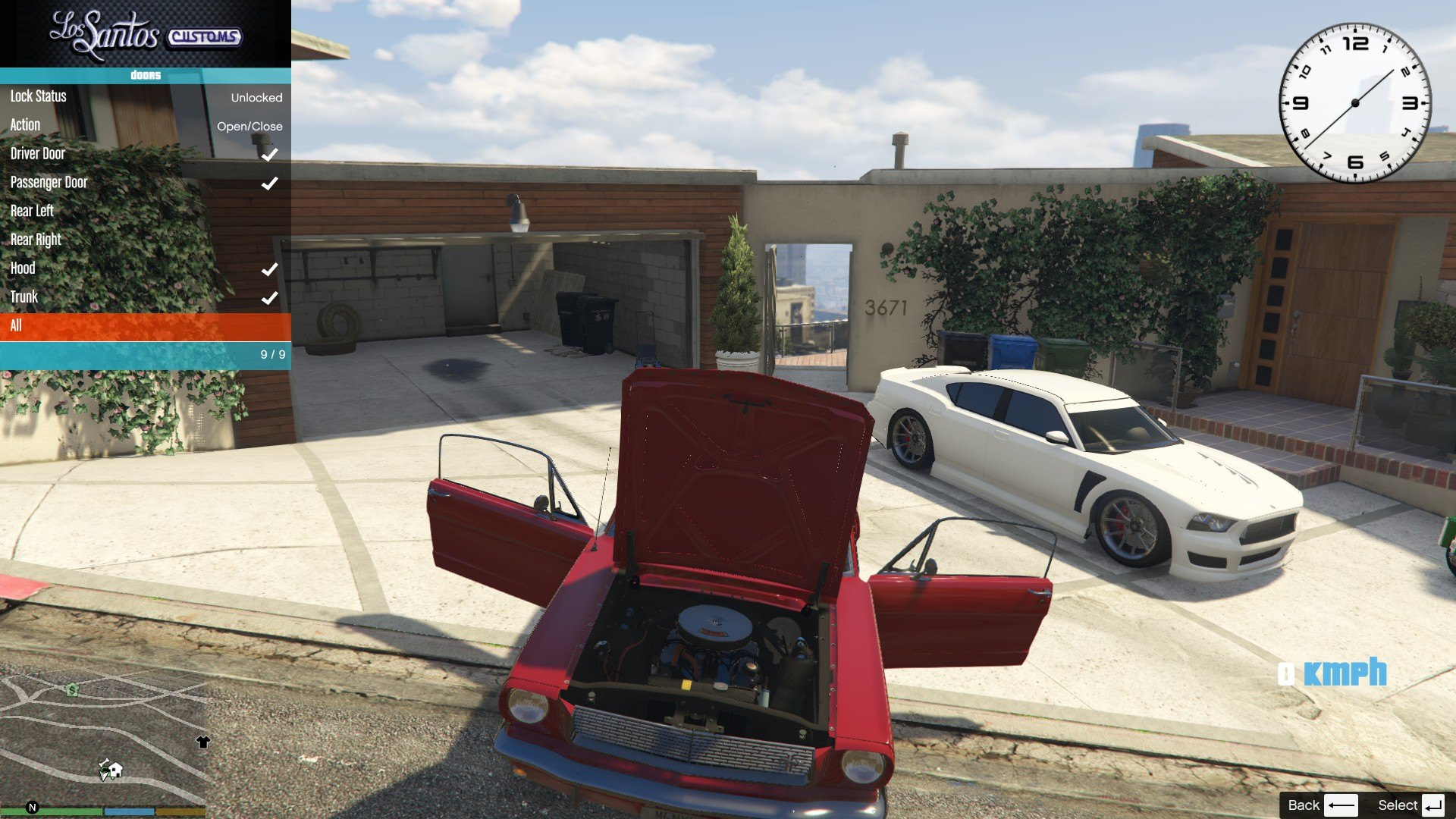 1966 Ford Mustang Fastback GTA5 Mods (10)