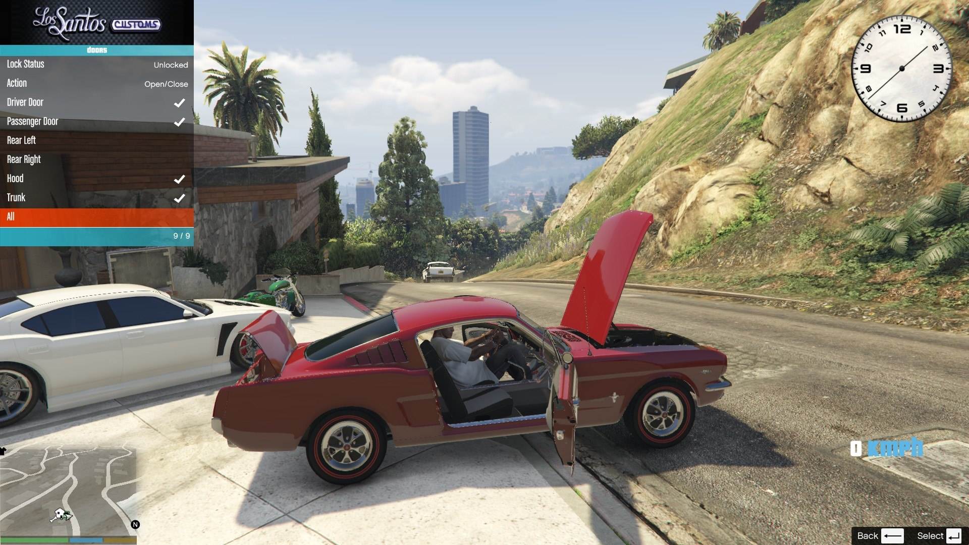1966 Ford Mustang Fastback GTA5 Mods (11)