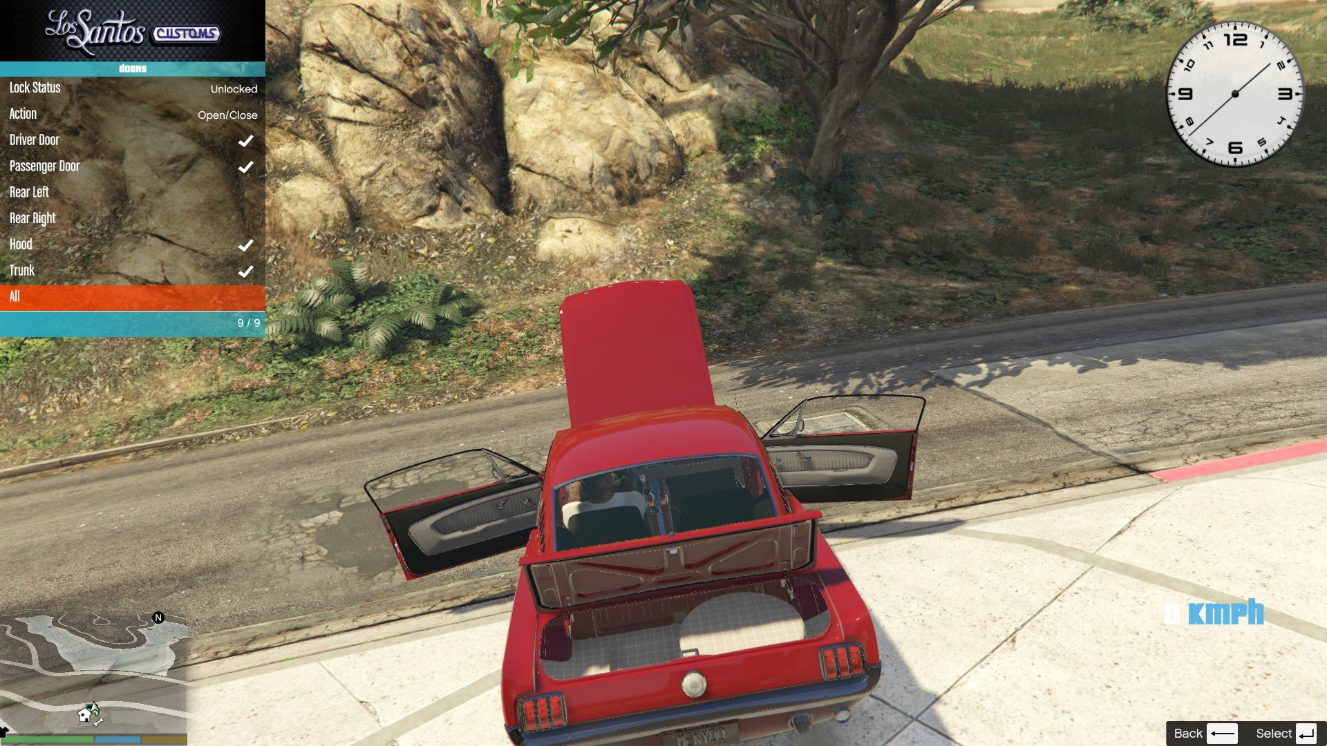 1966 Ford Mustang Fastback GTA5 Mods (12)