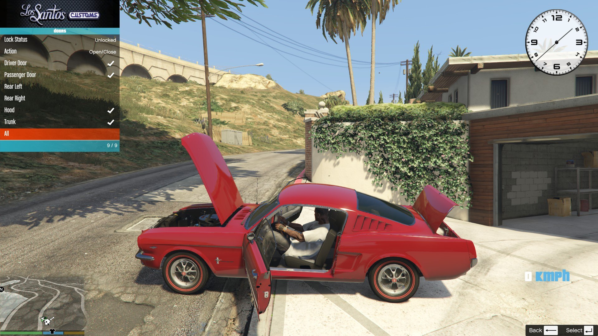 1966 Ford Mustang Fastback GTA5 Mods (13)