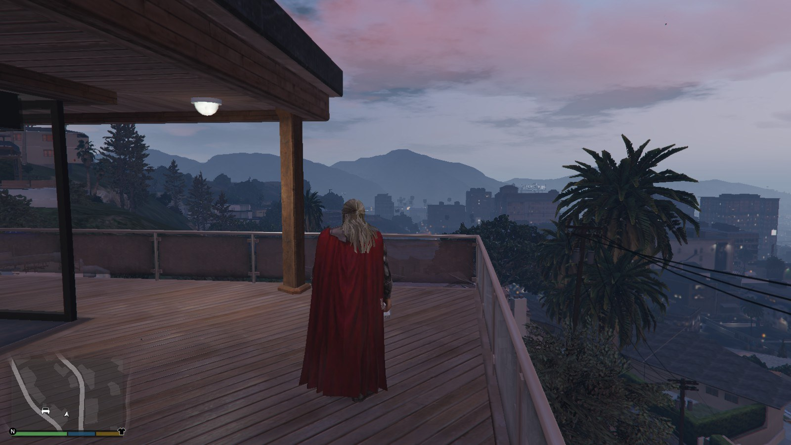 Thor IW and Thor End Game GTA5 Mods (5)