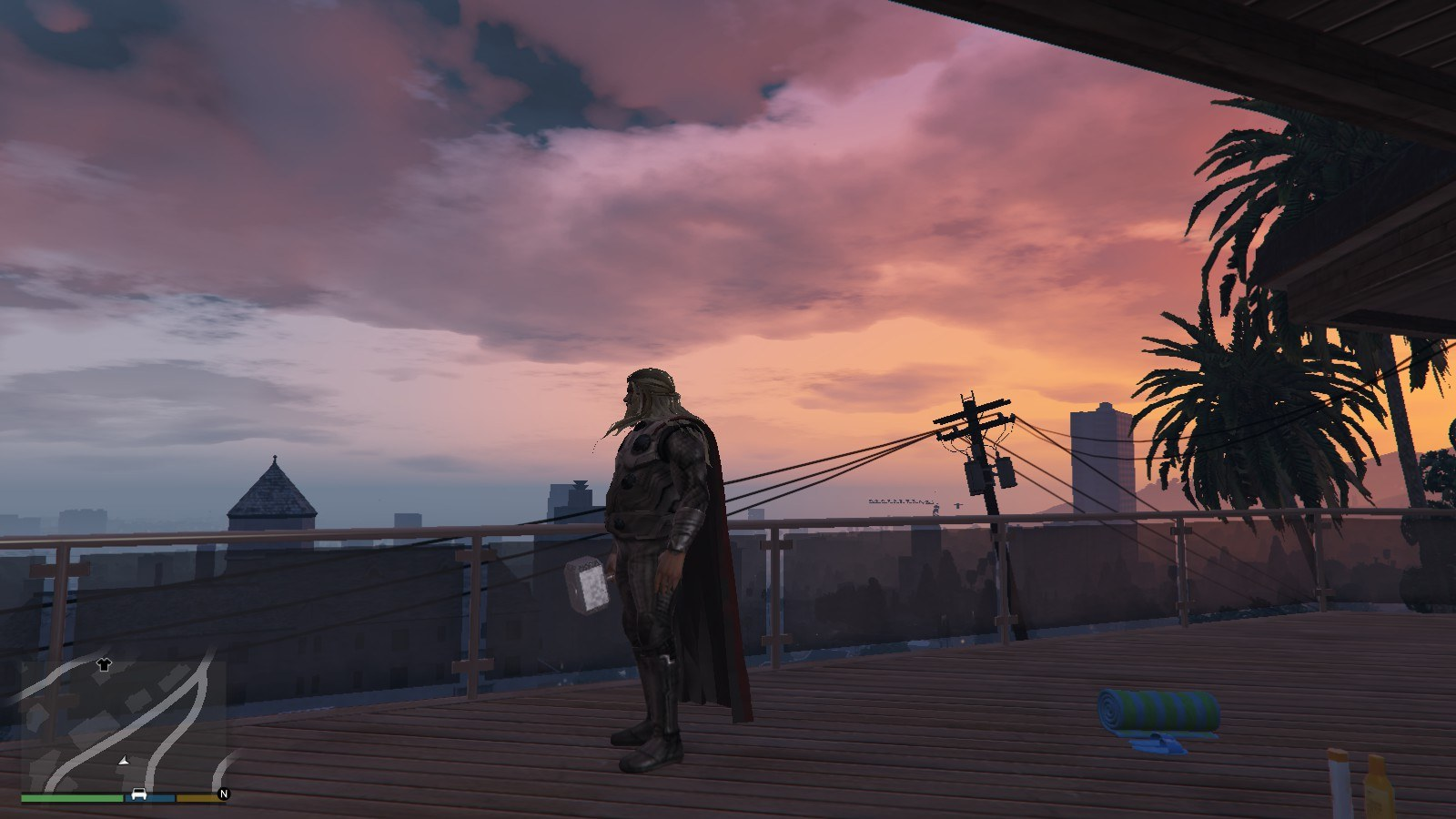 Thor IW and Thor End Game GTA5 Mods (6)