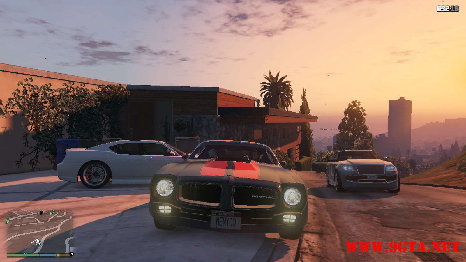 1970 Pontiac Firebird v1.0 GTA5 Mods (10)