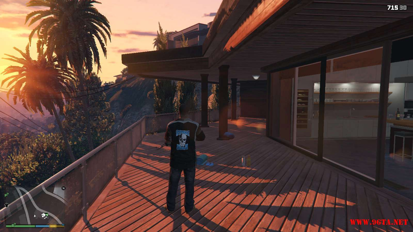 WWE Stone Cold Steve Austin Shirt GTA5 Mods (10)